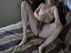 BED WANKING & STRETCHING