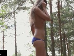 I undressed in the woods № 2