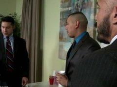 Billy Santoro, Jake Morgan (Men Over 30)