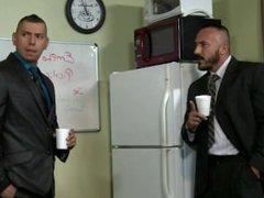 Alessio Romero, Benjamin Bronx (Men Over 30)