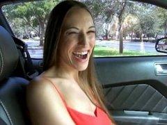 reality kings - Sophie en video Street Blowjobs - Sophie Special
