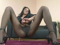 Strapon Cum - Office Lady's Wank