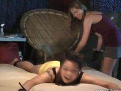 Kate Benzi tickled - 4
