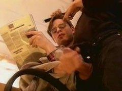 Hand Job The Barber