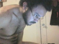 Jerking and Sucking my own Cock