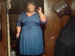 BBW Sissy Diane Smoke Slut Every BEAUTIFUL Inch Of Her