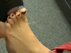 Sweaty Foot Cleaner