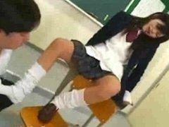 Japanese Sock Smelling