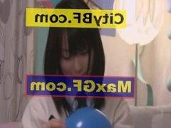 Lesbian Short Films My First kiss Love 1 Tsubomi Ryo MatsunoSpl