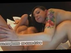 College girls Having fun naked