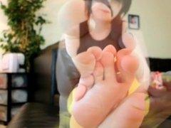 Foot Teasing The Premature Ejaculator (Teaser)