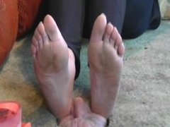Trample Lodge : Really dirty feet