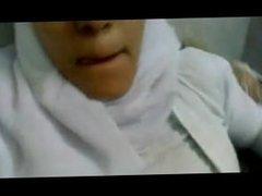 Wonderful Egyptian arabic hijab girl fucked in hospital