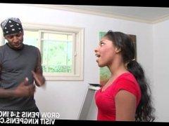 Fitness Ebony Fuck By BBC