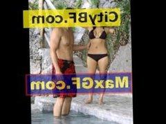 Kim Kardashian and Kris Humphries Honeymoon Pictures papa zi sexy photos