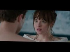 Dakota Johnson in all her sex scenes from Fifty Shades of Grey
