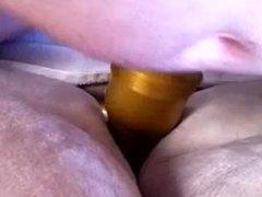 Ducking a flashlight