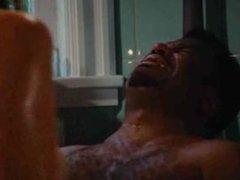 Jessica Pare Hot Tub
