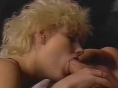 Jeanna Fine and Peter North Scene from 1987