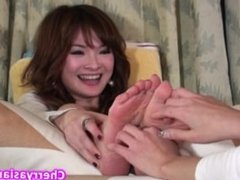 Chinese Foot Tickling(3)