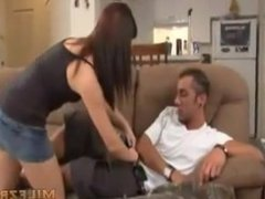 Brandi Belle wants her brother's cum