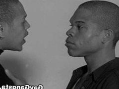 Black Gaygangstas Thug Anal Sex