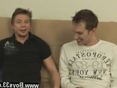 Hot twink Shane and Cameron came into the studio today to take things to