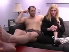 Step Daughter gets fucked by Daddy