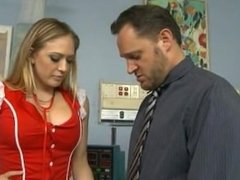Kagney Linn Karter - Sexy Nurse Get Fucked Hard