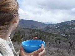 The Sound of Belching - Woman Burping