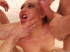 HardX Carter Cruise In 'Facialized 2'