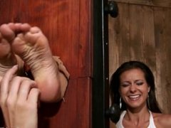 Tickled soles by Melisa in the stock