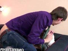Husband Dominating His Slutty Wife