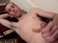 Gay orgy Post-Cum Piss Gets Jake Messy