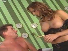 Girlfriend cum filled ass