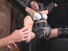 Tickle Abuse Brooke Humiliator.