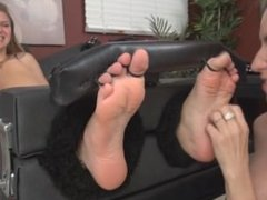 TickleAbuse - Nonstop Foot Tickling Zoe