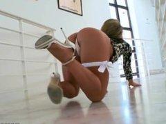 Sheena Shaw Showing Off Her Body & Amazing Ass