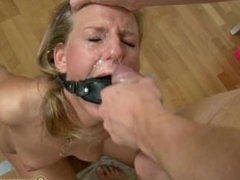 Tied Up Teen Squirting Hardcore