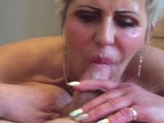 UK escort blowjob with swallow