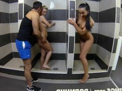 Reality Kings - Hot shower ends in sexy foursome