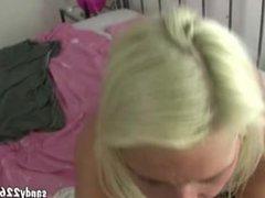 BIG ASS : POV ANAL (blonde amateur)