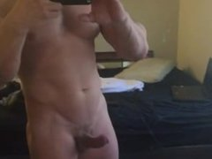 Muscle Stud Showing It off