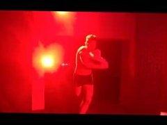 Pedro Jackson Dançando e fazendo Stripper