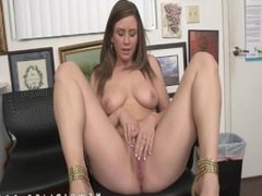 Delilah Blue shows off wicked hot body
