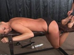 Tickling-Submission - Sandra Tickle and Orgasm