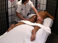 Jasmine's Massage Turns Into A Foot Worship (Feet Licking)