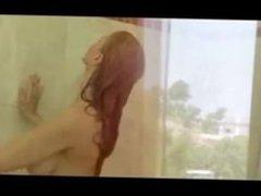 Lexi Belle Lurking Blonde Lesbian Scene