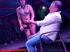 Soraya Wells and Amador Xtreme BDSM fisting show by Viciosillos.com