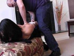Latina Bondage Piggy